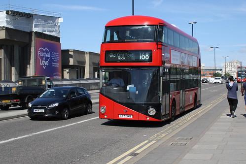 Metroline LT548 LTZ1548