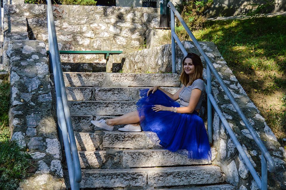 Blue skirt-1-4