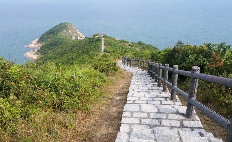 Cheung Chau view