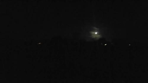 Behind the house.. #dark #night 🌃