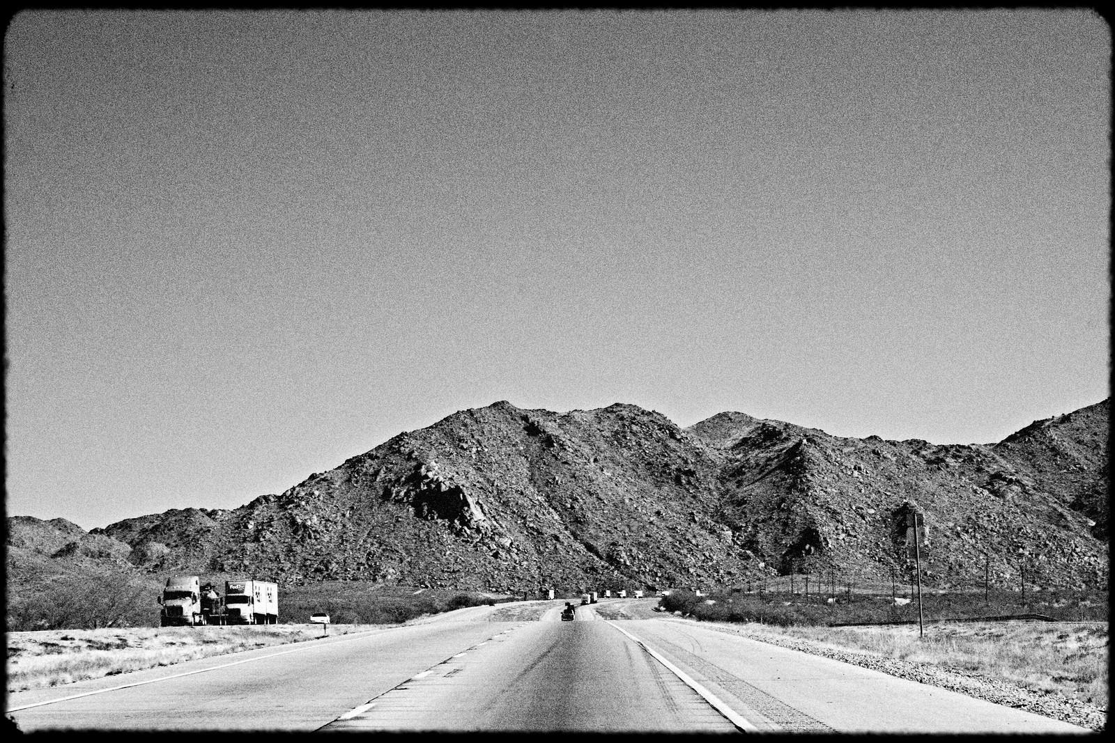 West Texas Mountains, 2006