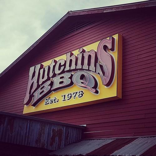 Hutchins BBQ & Catfish in McKinney TX