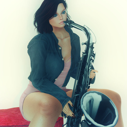 Play that Sax