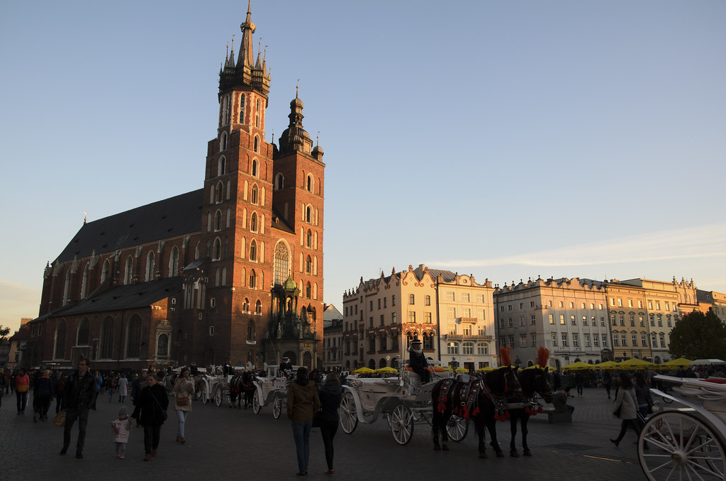 Weekend à Cracovie - Pologne