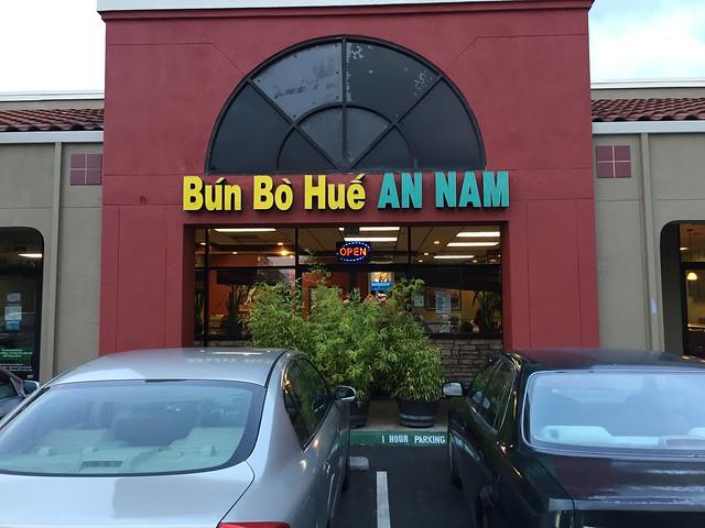 Bún Bò Huế AN NAM