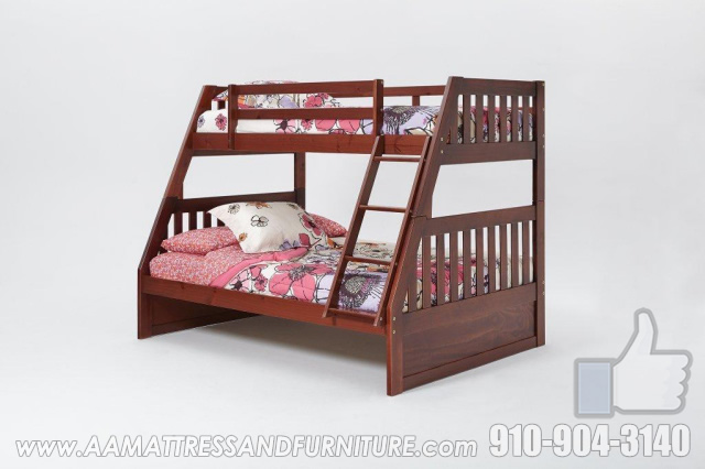 Cherry Wood Bunk T-F FB