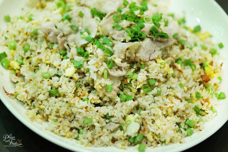 secret garden fried rice