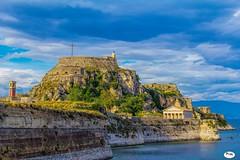 Corfu-Old-Forterss