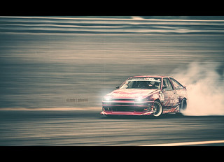 AE86 In Motion | by d.tek