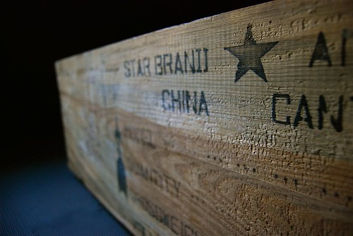 Wooden Crate ★ Made in China | by Tomitheos