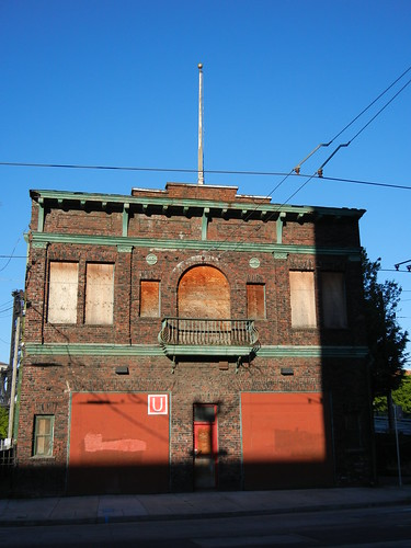 Portland Fire Station From 1913  Flickr  Photo Sharing