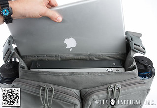 Discreet Messenger Bag Generation Two 32 | by ITS Tactical