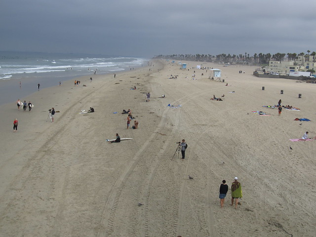 Huntington State Beach, Huntington Beach, California