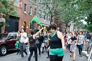 New York City Drag March turns into Celebrations in W. Village | by zroberts