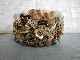 Bronze Cuff | by Magical Mystery Tuca