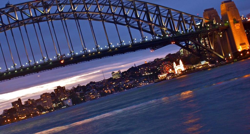 Sydney Australia bridge