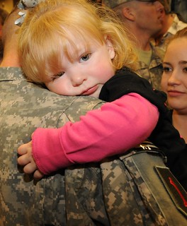 Dad's home | by The U.S. Army