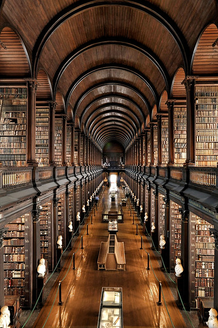 Trinity College Library (1 of 2)