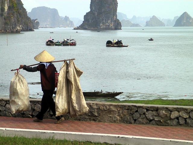 Vietnam, photo by Jamie Oliver, 2002.