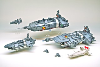 U.E.F. Expeditionary Strike Group - V2 | by Dunechaser