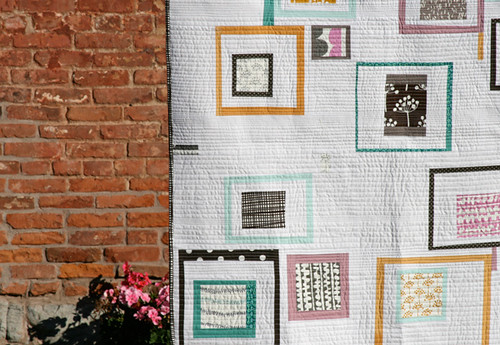 lotta charm quilt | by filminthefridge