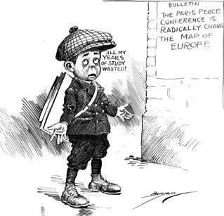 Redrawing Europe, 02/18/1919 | by The U.S. National Archives
