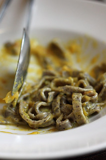 buckwheat cabbage pasta | by David Lebovitz