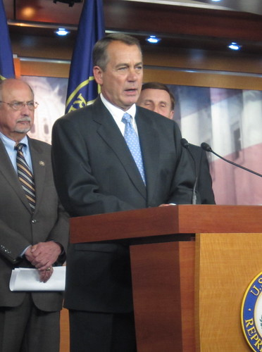 Boehner Discusses GOP Jobs Plans | by Talk Radio News Service