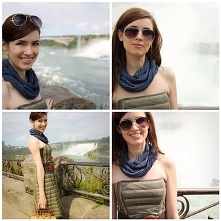 Blue Grapefruit Cowl | by twoceeveeandme