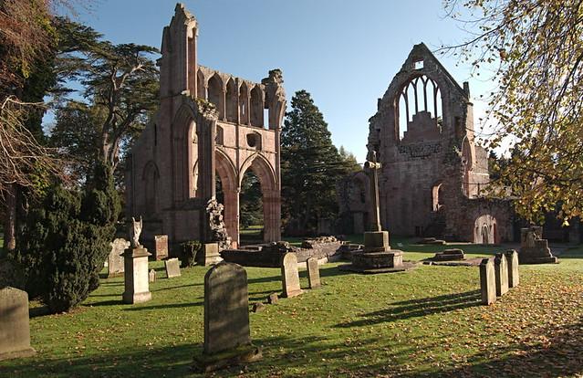Dryburgh Abbey Scotland 4