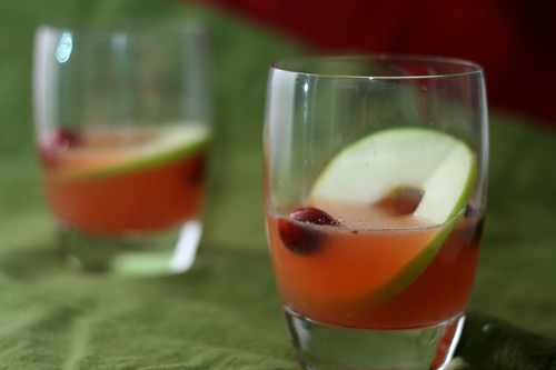 cranberry apple brandy 3 | by crumblycookie