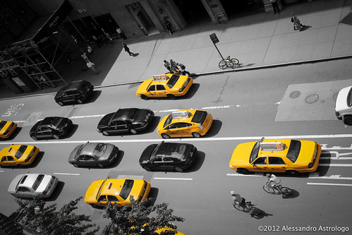 New York TAXI | by Alessandro Astrologo