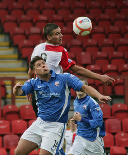 Clyde v Montrose (20/8/2011) | by Mr Andy Bird