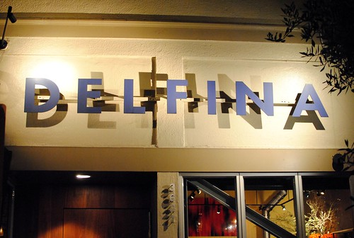 delfina sign | by Darin Dines