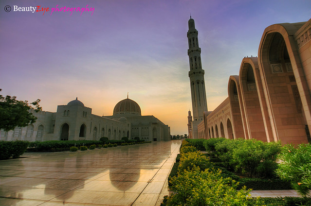 The Grand Mosque - Muscat
