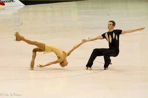 Artistic Roller Skating World Championships