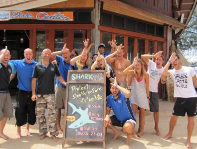 Big Shark Shout Out 2011