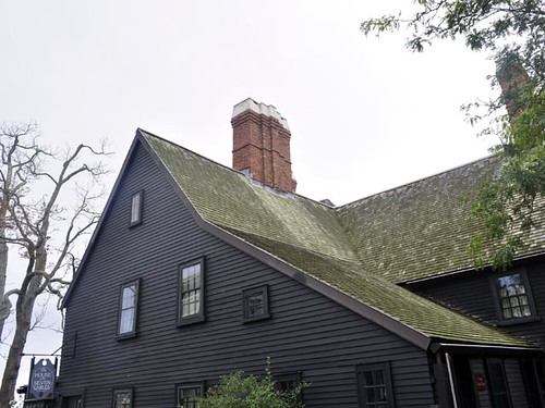 House of the Seven Gables (2) | by AntyDiluvian