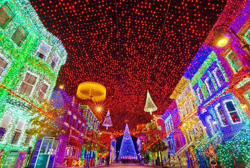 Osborne Family Spectacle of Dancing Lights - Light Canopy Circa 2010 | by Tom.Bricker