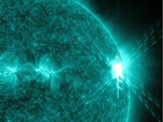 Massive X-Class Solar Flare | by NASA Goddard Photo and Video
