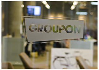 Groupon HQ | by swanksalot