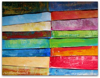 painted pages | by Regina Lord (creative kismet)
