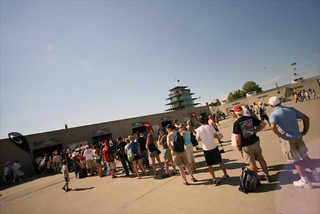 Oakley line up | by indianapolismotorspeedway.com