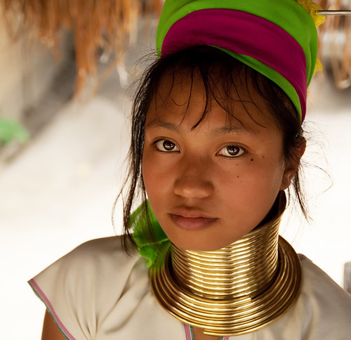 Portrait Girl Tribe Long Neck [Thailand] | by Tim.D Photography