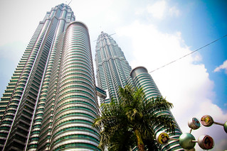 PETRONAS TWIN TOWER (KLCC) | by honey_mel