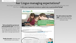 Aer Lingus managing expectations? | by polledemaagt