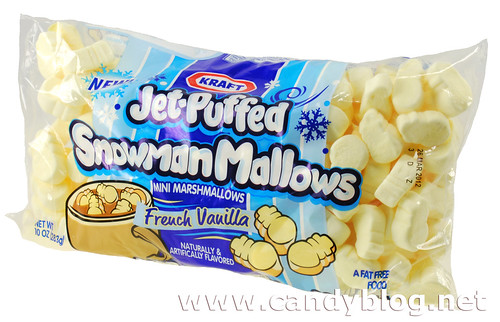 Kraft Jet-Puffed SnowmanMallows | by cybele-