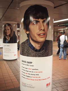 DAVID KARP on UNIQLO | by nakashi