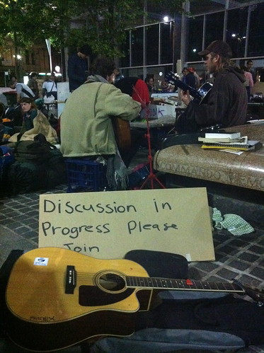 Occupy Sydney - Discussion in progress please join | by timlonghurst