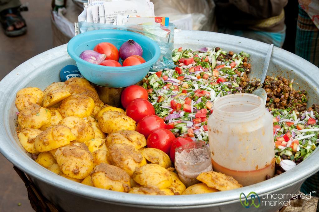 Street Food Of Bangladesh